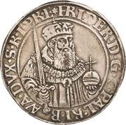 1 Thaler - Friedrich II. – avers