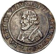 ½ Guldiner - Friedrich II. – avers