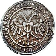 ½ Guldiner - Friedrich II. – revers