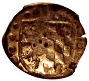 1 pfennig Johann II. (schüsselpfennig) – avers