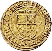 1 Goldgulden - Stephan (Simmern) – revers