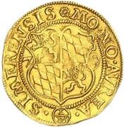 1 ducat Richard – revers