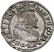 ¼ Thaler - Johann II. – avers
