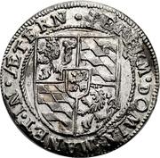 ¼ Thaler - Johann II. – revers