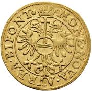1 Goldgulden - Johann II. – revers