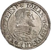 12 Kreuzer - Johann II. (Kipper) – avers