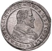 1 Thaler - Johann II. – avers