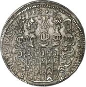 1 Thaler - Johann II. – revers