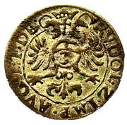 3 kreuzer Johann I – revers
