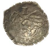 1 Pfennig - Johann I. (Schüsselpfennig) – avers