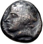 Drachm (Phaistos) – avers