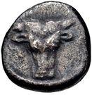 Drachm (Phaistos) – revers