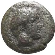 Bronze Æ (Phalanna) – avers