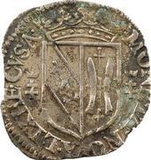 Gros Henriette de Lorraine (Principauté de Phalsbourg et Lixheim, type 1) – revers