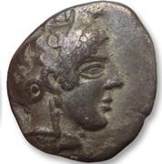 Hemidrachm (Pharsalos) (480 BC - 455 BC) – avers