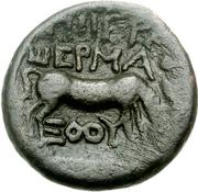 Tetrachalkon (Phenaios) – revers
