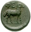 Chalkon (Phenaios) – revers