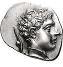Obol (Pheneos) – avers