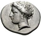 Drachm (Pheneos) – avers