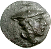 Chalkon (Pheneos) – avers