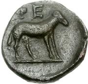 Chalkon (Pheneos) – revers