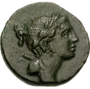 Dichalkon (Phenaios) – avers