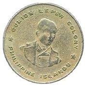 5 centavos (Léproserie de l'île de Culion) -  avers