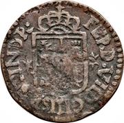 1 quarto - Ferdinand VII – avers
