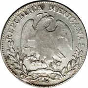 8 Reales - Fernando VII (contremarquée) – avers