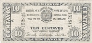 10 Centavos (Iloilo) – avers