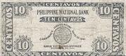 10 Centavos (Iloilo) – revers