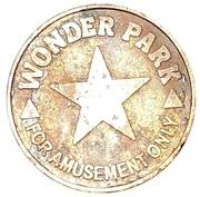 Amusement Token - Wonder Park – avers