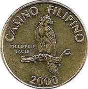 CASINO FILIPINO – avers
