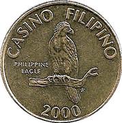 CASINO FILIPINO – revers