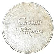 Token - Casino Filipino - New Pagcor (Manila) – avers