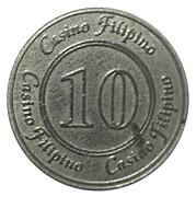 10 pesos - Casino Filipino – avers