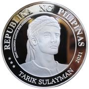 Medal - Tarik Sulayman (Battle of Bangkusay) – avers