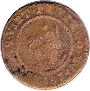 1 quarto - Ferdinand VII – revers