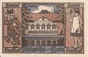 1 Mark  (Philippsthal) – revers