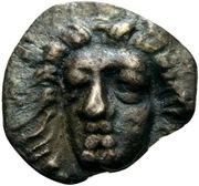 Obol (Phistelia) – avers