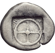 Drachm (Phlious) – revers