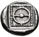 Hemidrachm (Phlious) – revers