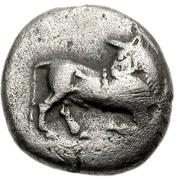 Hemidrachm (Phlious) – avers
