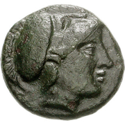 Dichalkon (Phlious) – avers