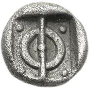 Obol (Phlious) – revers