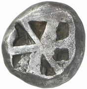 1/2 Stater (Phlious) – revers