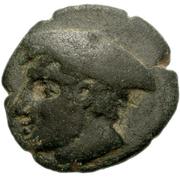Bronze Æ19 (Phokaia) – avers