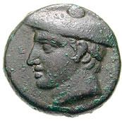Bronze Æ17 (Phokaia) – avers