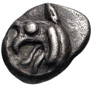 Hemiobol (Phokaia) – avers