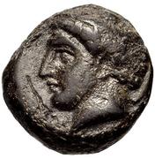Bronze Æ12 (Phokaia) – avers